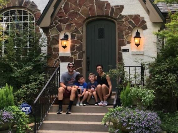 The Antesberger Family | Dallas-Lakewood